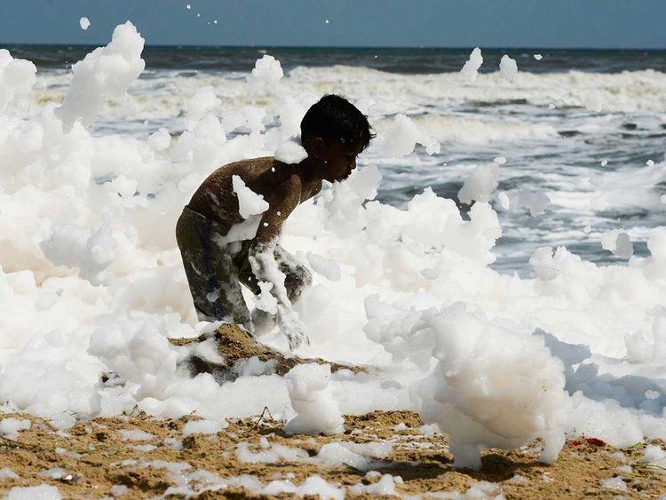 191202 chennai beach
