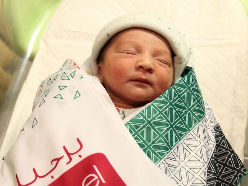 Baby Rayhan Foukajdi,