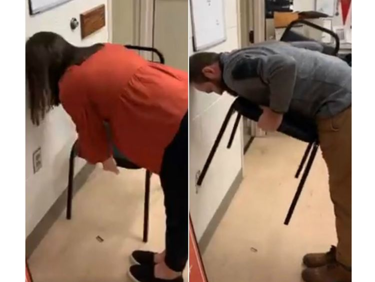 Image result for chair challenge