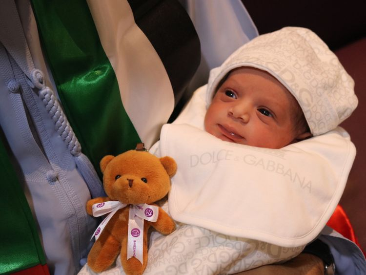 NAT 191202 Bareen International Hospital  Baby Hamad-1575280767433