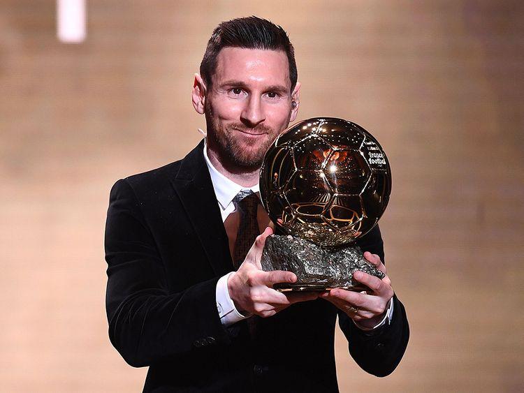 191203 Messi
