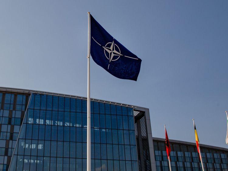 OPN 191203 Nato headquarters-1575374004942