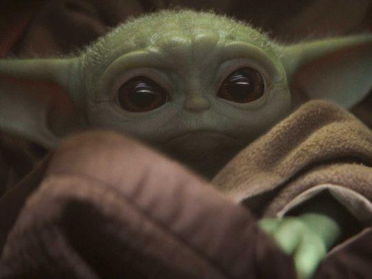 191204 baby yoda