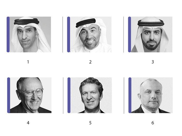 Abu Dhabi Digital Authority Digital Next speakers