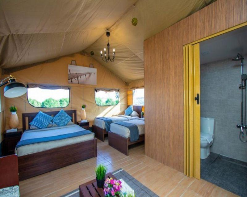 Longbeach Campground