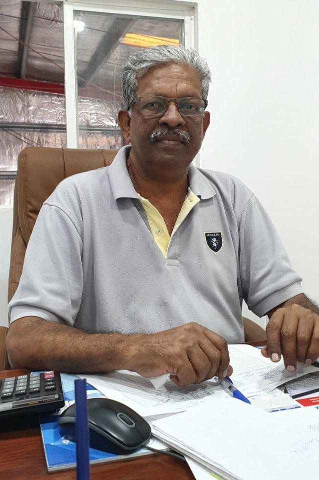 NAT Suresh Babu-1575461983329