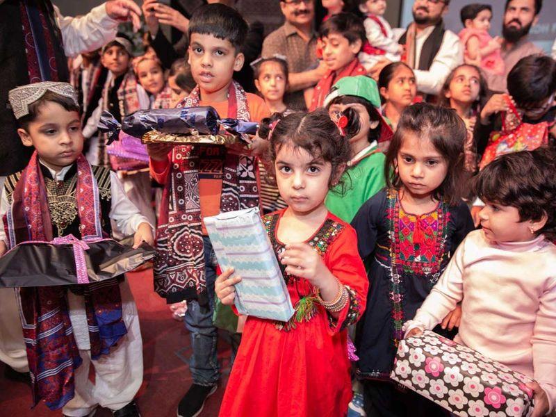 Sindhi show