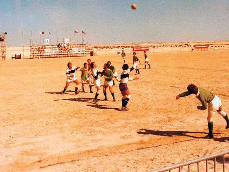 191205 sand pitch