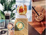 Corner coffee shops in Dubai