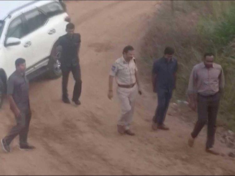 Hyderabad killing
