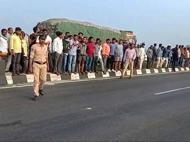 Hyderabad rape murder accused