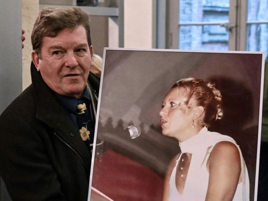 Willy Bardon, on trial over the murder of Elodie Kulik in 2002