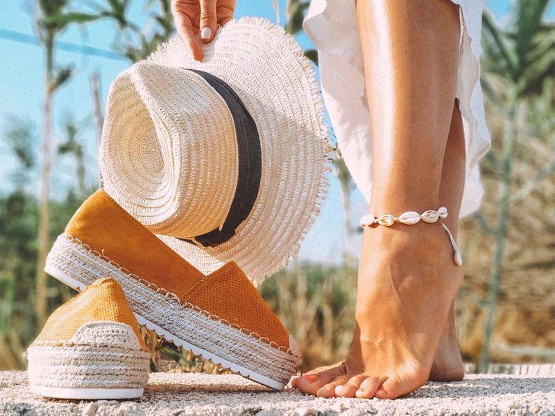 Ankle anklet