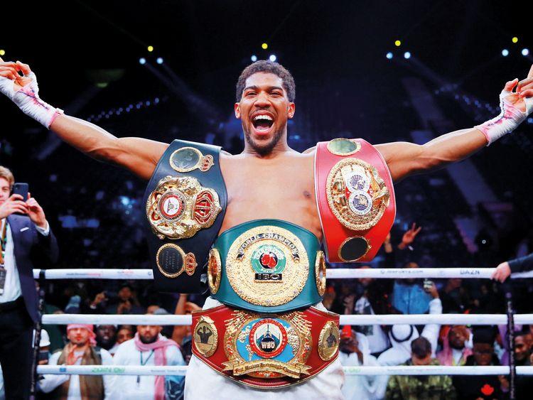 Boxing-Joshua