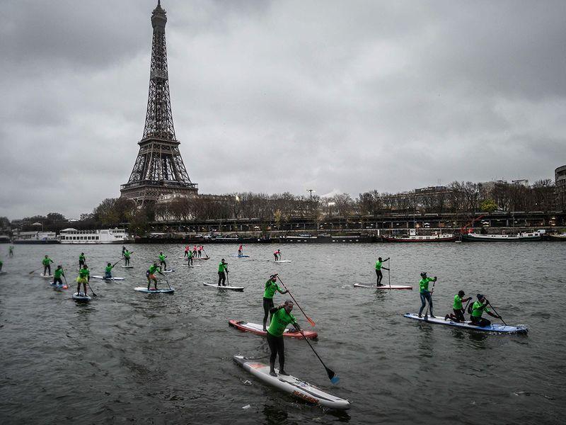 Nautic Paddle Race