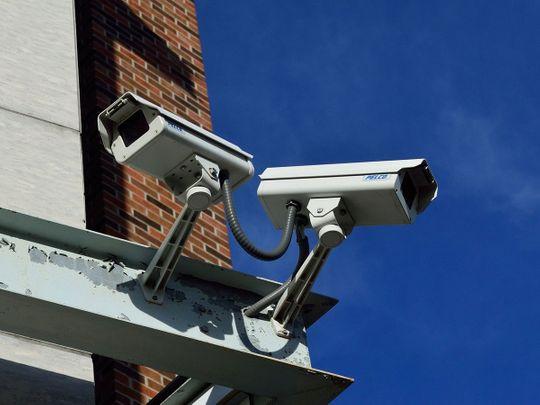cctv security camera generic