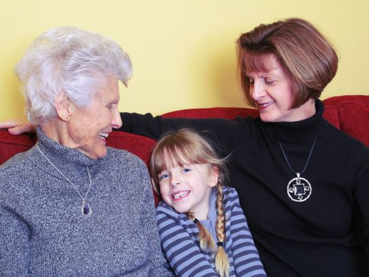 Off the cuff: Family matriarchs showed me the way
