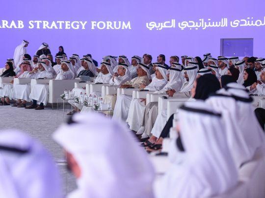 Arab Strategy Forum
