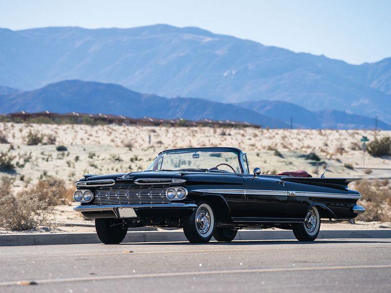 Auto Chevy Impala