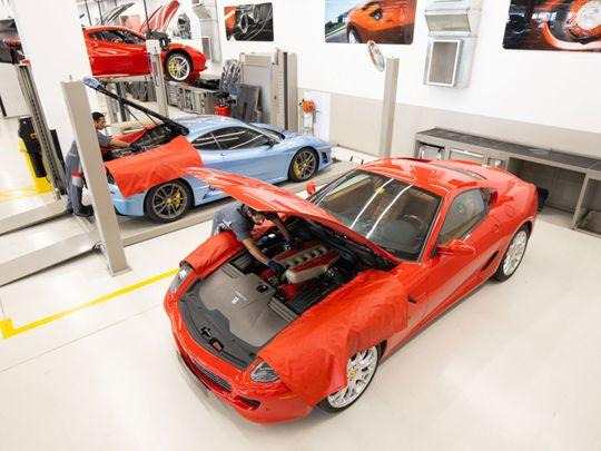 Auto Ferrari Premium Al Tayer Motors