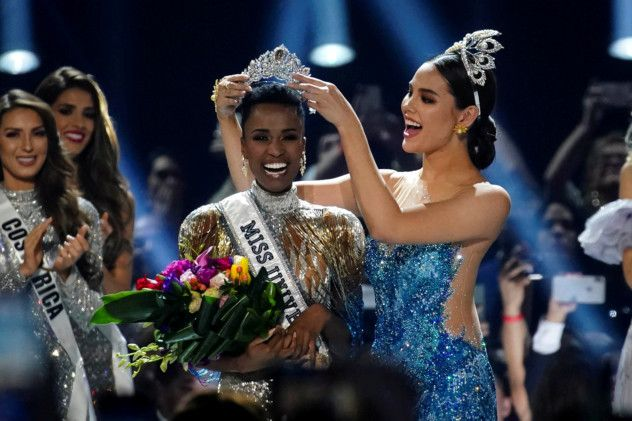 Miss Universe 2019 winner is Miss South Africa Zozibini Tunzi, India's Vartika Singh crashes out