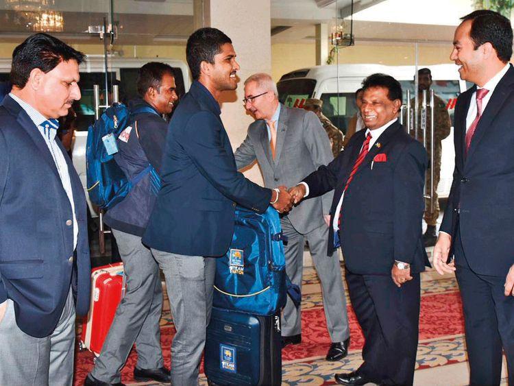 Cricket-Sri Lanka