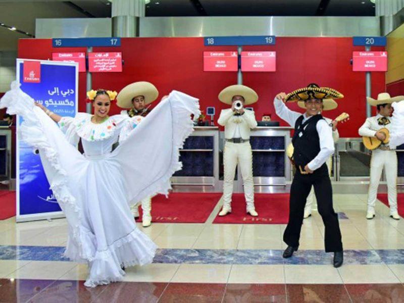 Emirates mexico
