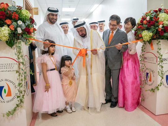 Sharjah spin centre
