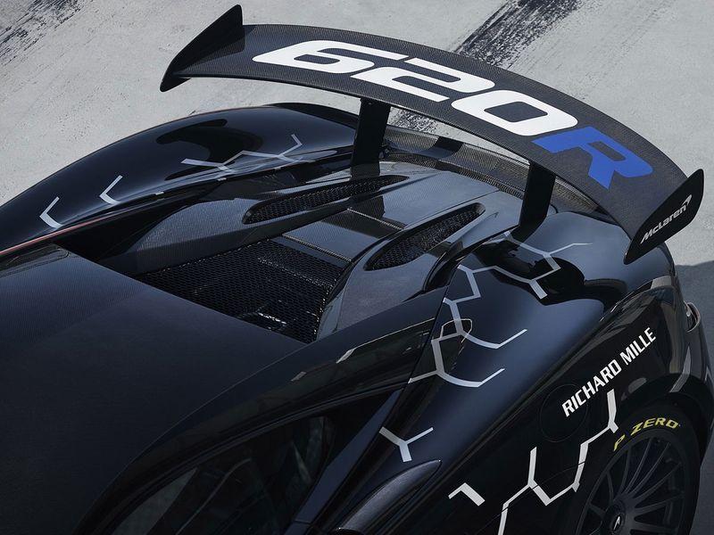 Auto McLaren 620R