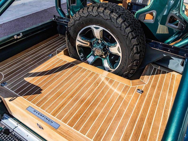 Auto Overfinch deck