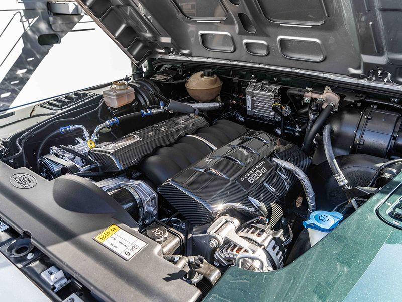 Auto Overfinch engine