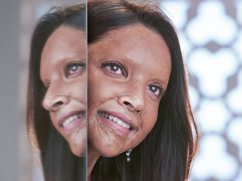 Deepika Padukone in 'Chhapaak'