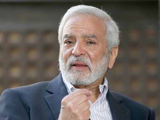Pakistan Cricket Board Chairman Ehsan Mani