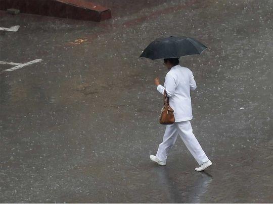 191211 rain in sharjah