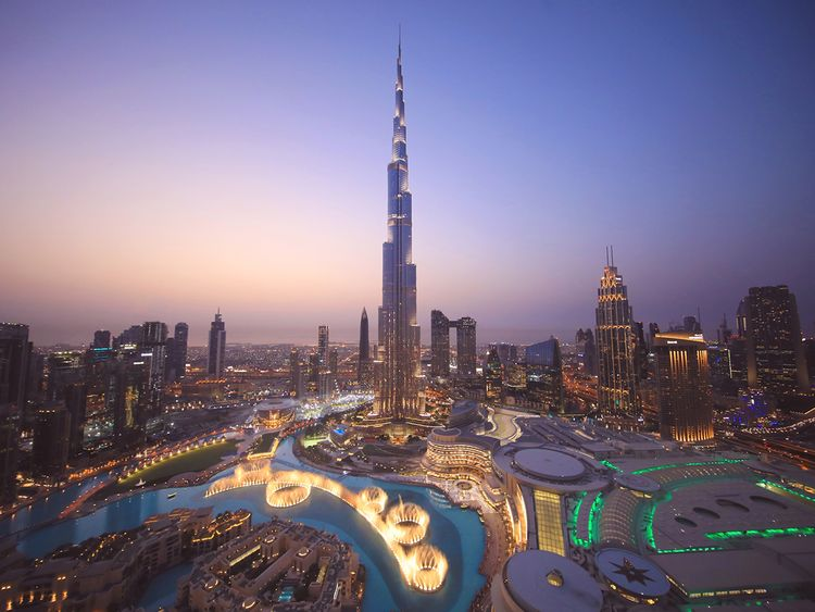 Views at Burj Khalifa to be sold? Emaar denies international ...