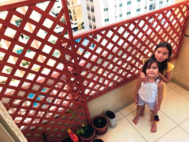 Child safety: How I secured our eight floor balcony in Dubai