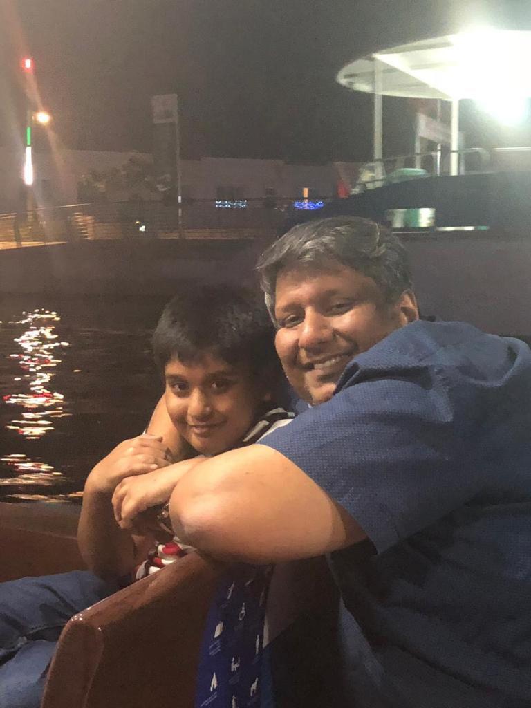 Mahesh Kumar, weight loss