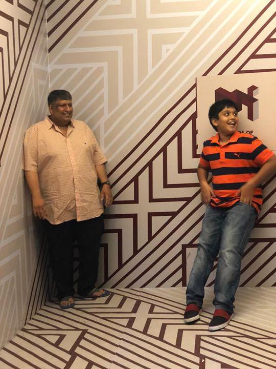 Mahesh Kumar weight loss