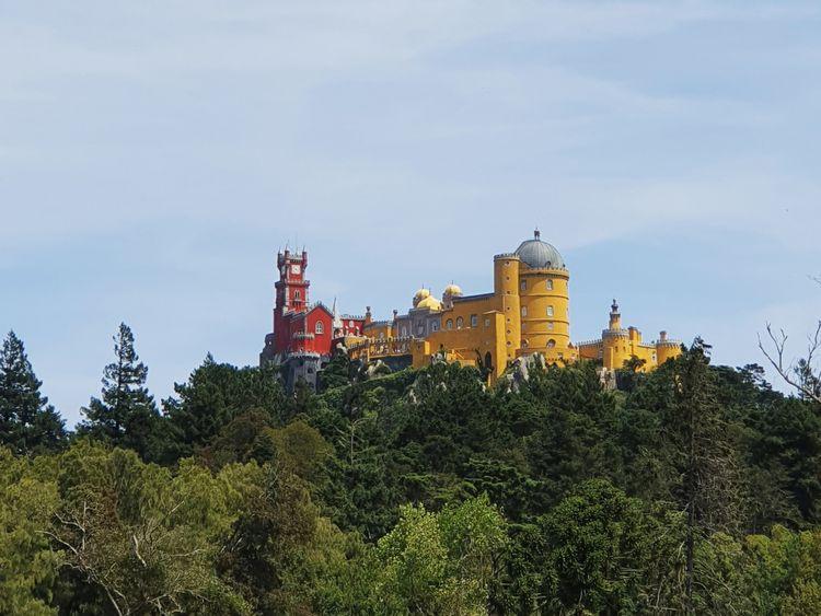 Palácio Nacional da Pena, Sintra MAIN INSIDE-1576042125481
