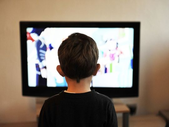 children child television