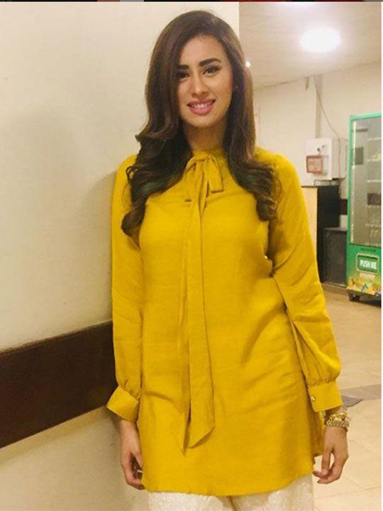 Madeha Naqvi