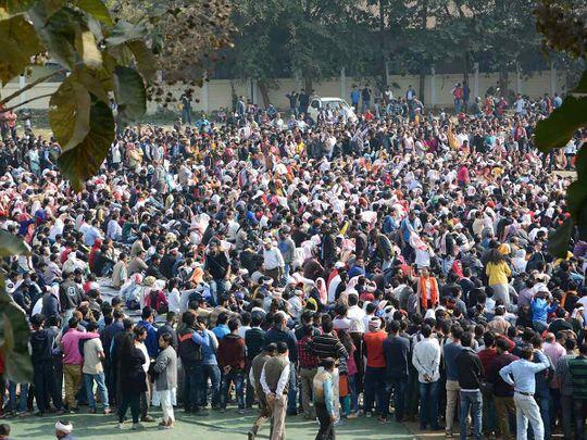 Protest Guwahati