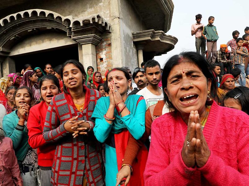 Unnao rape murder relatives of the accused