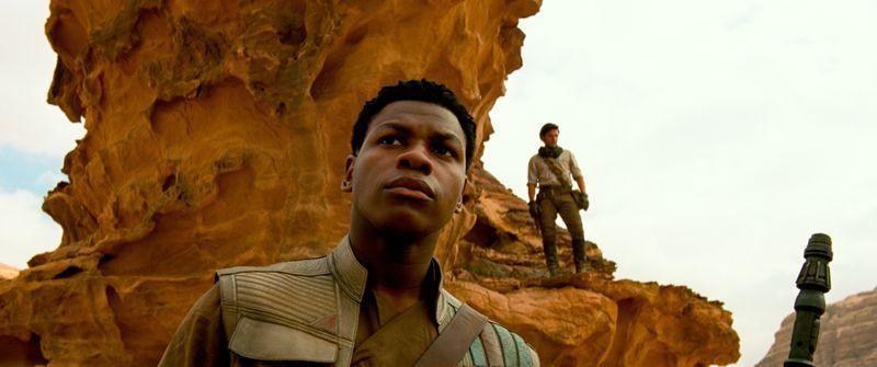 7. Finn (John Boyega) and Poe Dameron (Oscar Isaac)-1576330127497