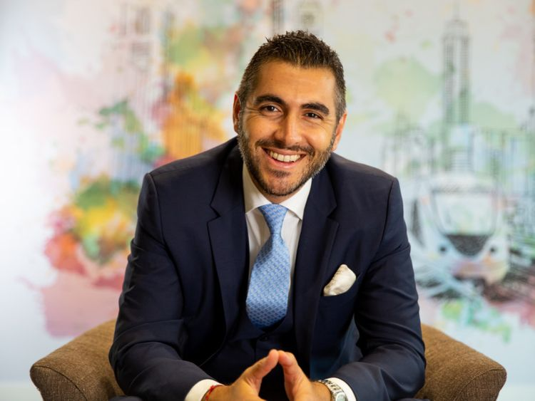 Ali Matar, Head of MENA and Emerging Markets in Europe and Africa at LinkedIn-1576309427705