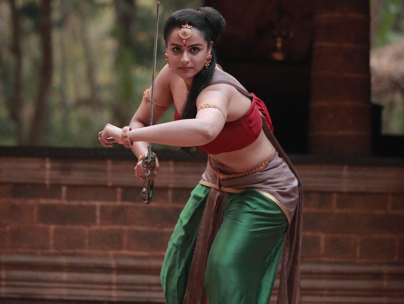 Prachi Tehlan in Mamangam-1576305614687