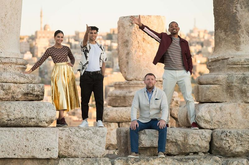 Aladdin cast in Jordan-1576413615029