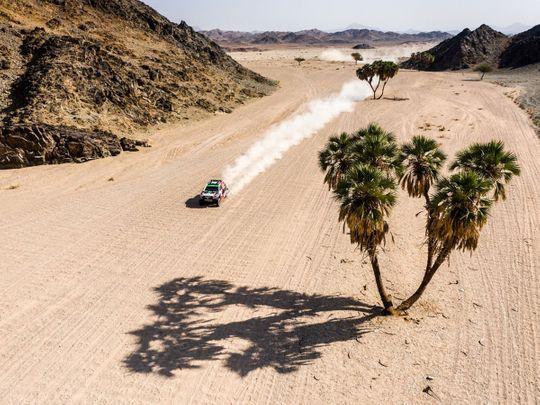 Auto Dakar Rally 2020