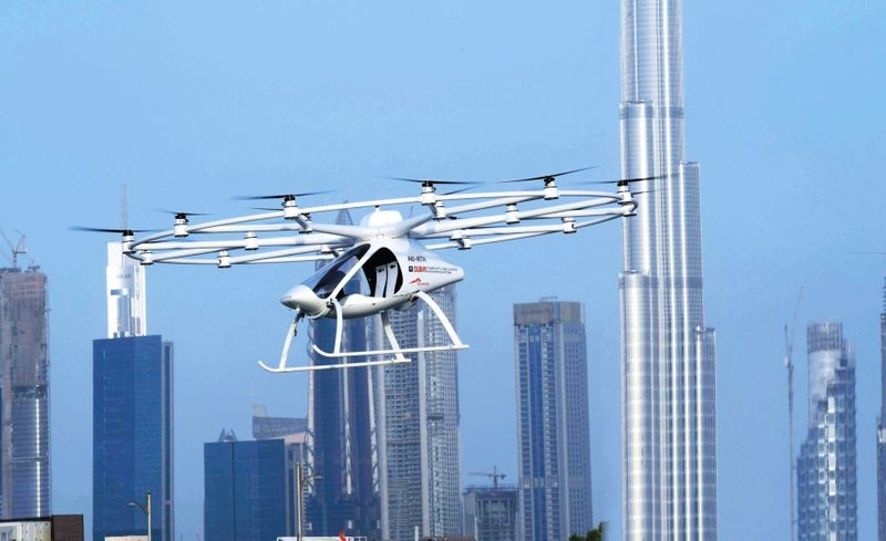 FTC FLYING TAXI-1576412738372