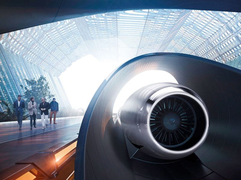 Hyperloop: Travelling from Dubai to Abu Dhabi in 12 minutes could become a reality as early as next year. Tests are already underway and plans are afoot to link all emirates.